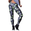 Women Camouflage Workout Leggings Fitness New Summer Pants Casual High Waist Skinny Long pants Sping female Pencil Pants 2018