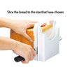 bread cutter slicer Tools Guide Thickness Adjustable Bread/Roast/loaf  cutting a802 12 - Dropshipper US