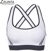LELINTA New Style Seamless Spring Sports Bra Sexy Stretch Gym Fitness Bra Wirefree Padded Push Up Bra Top Underwear