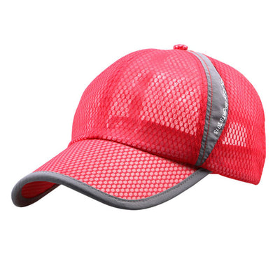 Feitong hat cap men Quick Dry outdoor summer sun hat casquette chapeu casual sports Letter mesh men Baseball caps