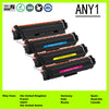 Any 1 Compatible for 410A 410X CF410A CF410X CF411X CF412X CF413X (1-Pack) Toner Cartridge for HP Color LaserJet Pro M452dn - Dropshipper US