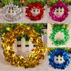 7.5m christmas decorations for home 2017 Supplies Ribbon Wreath Door Wall Home Ornament Party Decor christmas tree decorations - Dropshipper US