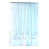 ISHOWTIENDA 1 PC  Sun-shading  Curtain  Dandelion Color Silk Door Window Curtain Drape Panel Sheer Scarf Valances Hot Selling - Dropshipper US