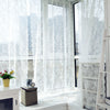 window screening tulle curtain Sheer Voile Drape Valance 1 Panel Curtains 145X180CM a802 09 - Dropshipper US