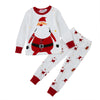 MUQGEW Kids Clothing For Sale Tops+Pants Christmas Home Outfits Pajamas Set Tracksuit Kids Roupas De Menina QZ06 - Dropshipper US