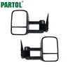 Partol 2pcs/set Wide Angle RearView Towing Mirror for Chevrolet GMC Cadillac 2003~2006 Front Side Mirror Blind Spot Mirror Kit - Dropshipper US