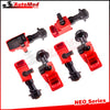 6pcs Ignition Coil Pack For Nissan Skyline R34 RB20 RB25 RB20DET RB25DET STAGEA NEO tcd For Nissan NEO series - Dropshipper US