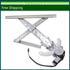 e2c Power Window Regulator w/ Motor Front Passenger Side Right RH For Ford F-150 OE#:1523208 AA,XL3Z1523395AA,741-848,3552-2001L - Dropshipper US