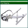 e2c Power Window Regulator Motor Rear RH Right Passenger Side For Toyota Camry 97-01 OE#:85710AA030,69803AA010,741-830 - Dropshipper US