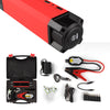 54000mWh Portable Emergency Jump Starter & Battery Charger with Jump Lead or 12v Gasoline & Diesel Vehicle with Smart Power Clip - Dropshipper US