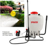 15L Pesticides Tank Sprayer Agricultural Chemicals Spray Assembly White Automatic Adjustable Backpack Garden Farm Tools - Dropshipper US