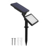 48 LEDs Bright Outdoor Solar Light LED Lawn Lamp Waterproof Spotlight Garden Street Emergency Wall Lamp Projectors Free Shipping - Dropshipper US