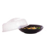 New  Vented Microwave Food Cover Splatter Guard Vented Microwave Food Cover Splatter Guard Most Plate Bowls Platters