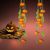 Halloween Decoration Lovely Pumpkin Hanging Halloween Party Prop Haunted House Decor Hanging Ornament #JN