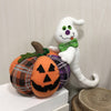 Pumpkin Cat Ghost Halloween Decoration Home Ornament Plush Stuffed Doll Decor Decoration Gift Wholesale&Dropshipping