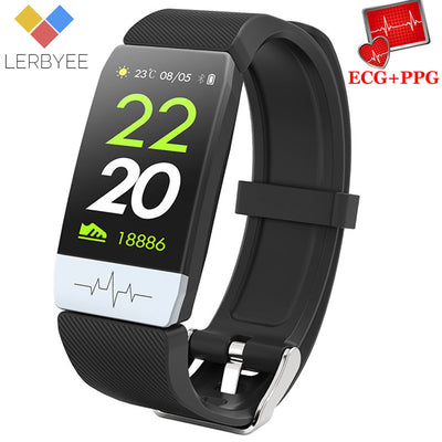 Fitness Tracker Waterproof Heart Rate Monitor