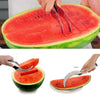 Image of Plus Size Stainless Steel Smart Watermelon Slicer