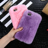 Image of Luxury Furry Samsung Case