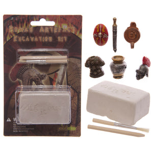 Creative Digging Ancient Roman Treasure Fossil Excavation Kit