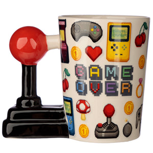 3D Gaming Joystick Gamer Shaped Mug