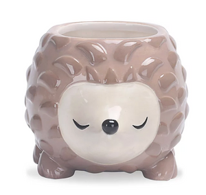 Brown 3D Hedgehog Shaped Mug
