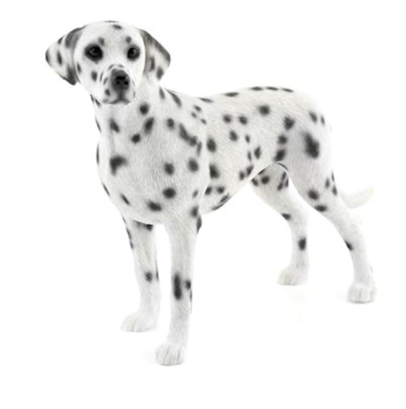 Dalmation Dog Ornament Figurine