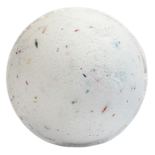 White Tutti Fruiti Shea Butter Bath Bomb BUY 1 GET 1 FREE