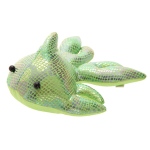 Green Sand Animal Fish Teddy Can Also Be Used For A Paperweight Or Doorstop