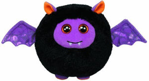 TY Beanie Ballz Batty The Bat Soft Toy Teddy