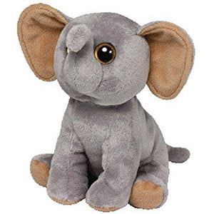 TY Sahara Elephant Soft Toy Beanie Teddy