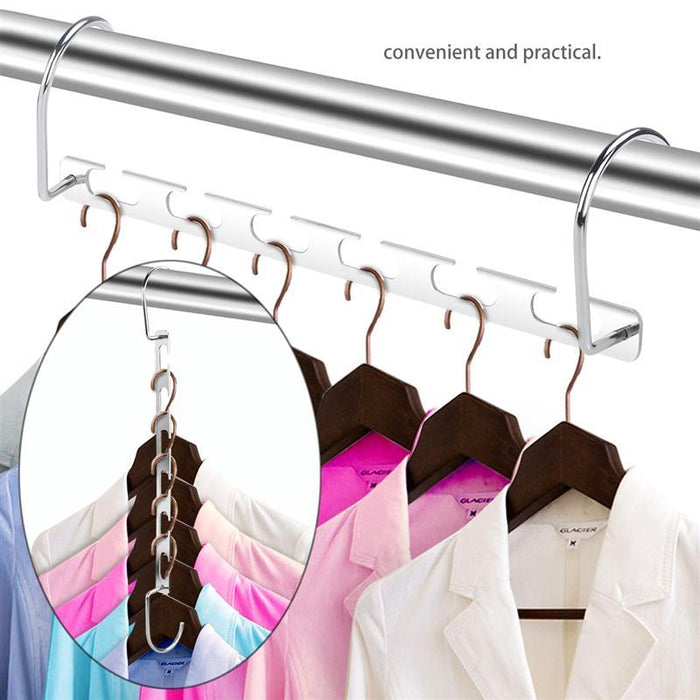 6pcs Multifunctional Wonder Hanger