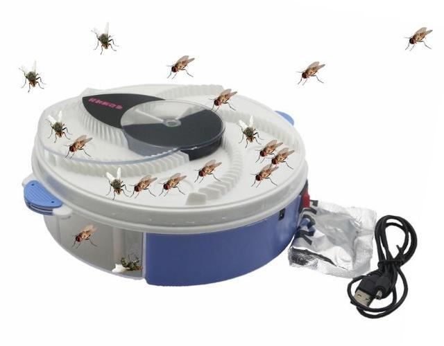 USB type  Electric Fly Trap