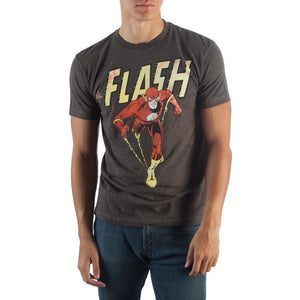 The Flash Authentic Vintage Print T-Shirt