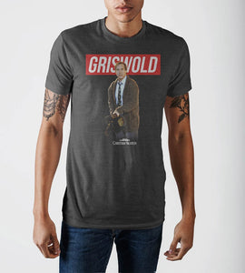 Griswold Mens Charcoal Heather T-Shirt