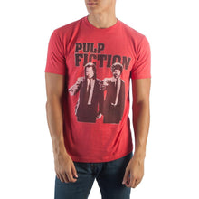 Pulp Fiction Red Heather T-Shirt