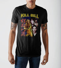 Kill Bill Black T-Shirt