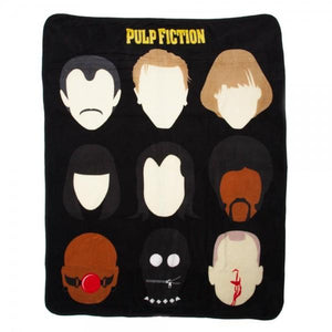 Miramax Pulp Fiction Throw
