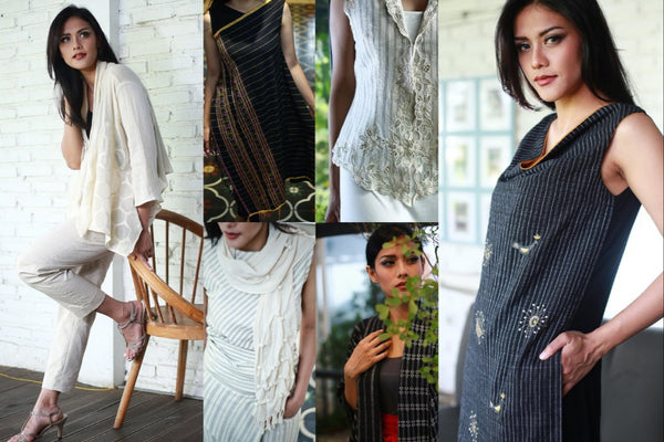 Baduy Transposed : Traditional Textile Meets Contemporary Design