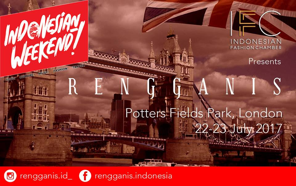 Indonesian Weekend 2017, London