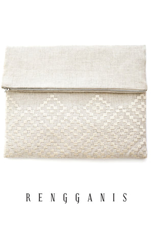 Anyam Large Clutch