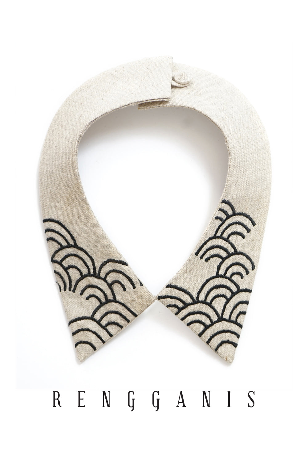 Sisik Collar Necklace