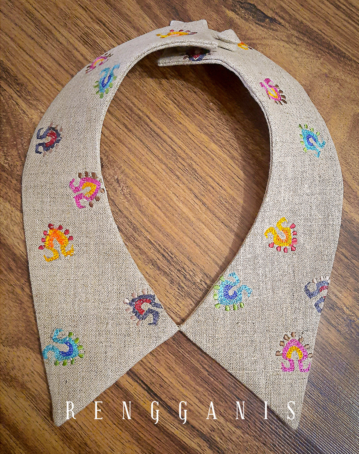 Mamuli Collar Necklace