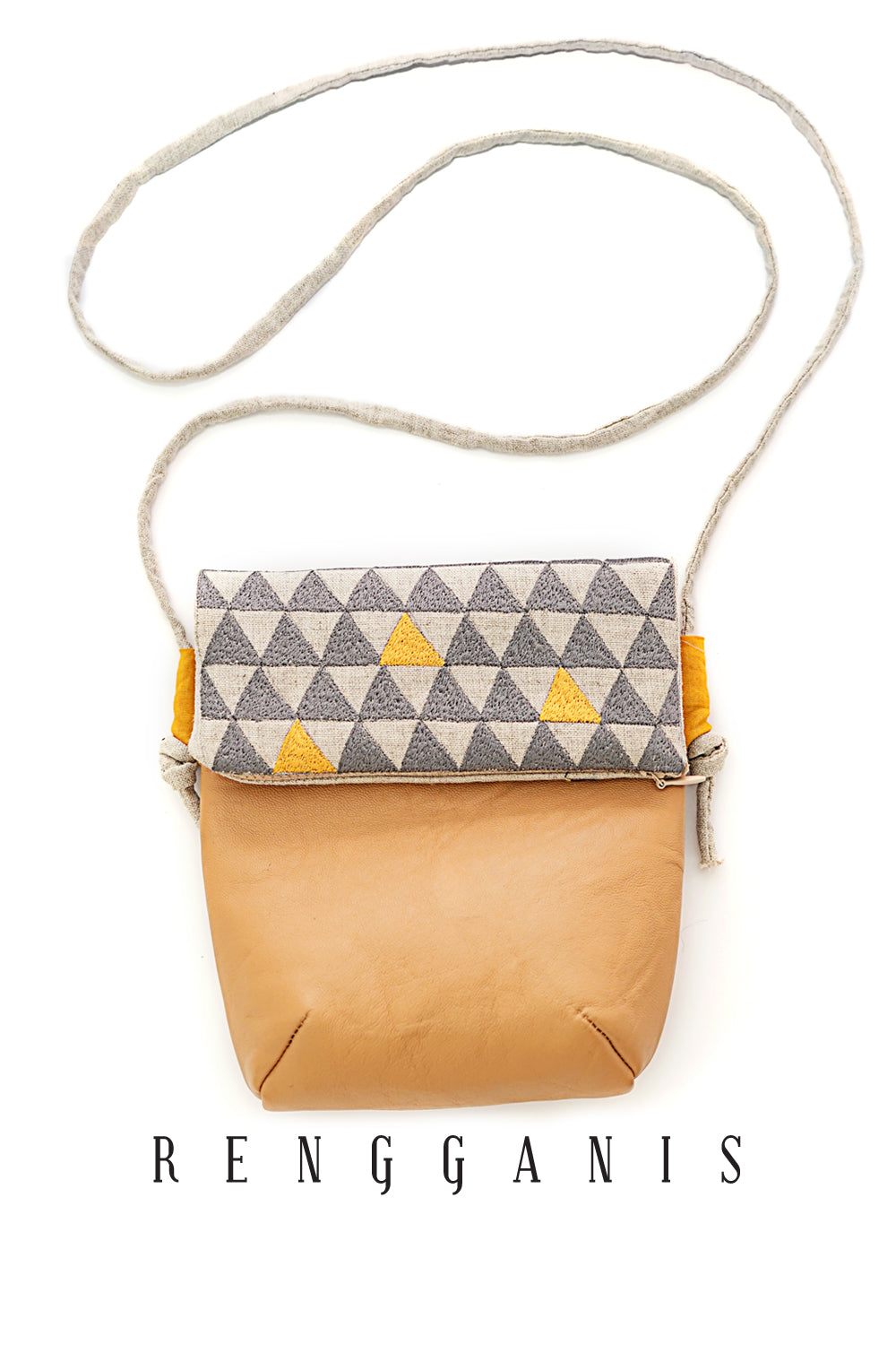 Triangle Purse