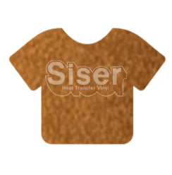 Siser EasyWeed® Electric Heat Transfer Vinyl - Copper