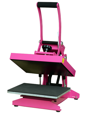 "Pink Craft Heat Press 9"" x 12"""