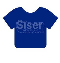 Siser EasyWeed Stretch Heat Transfer Vinyl - Royal Blue 15""