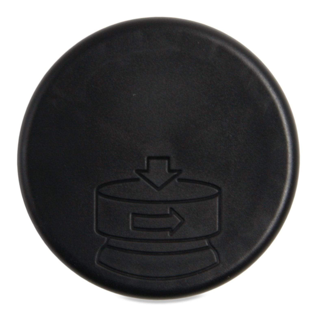 Black Reclaimed Ocean Plastic 53/400 Foam Lined Smooth Cap