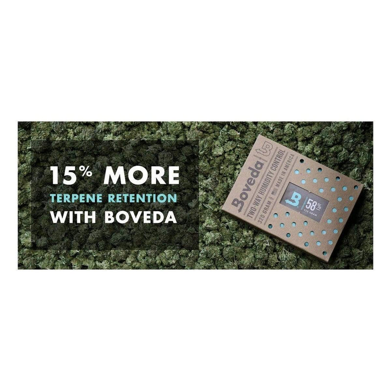 Boveda 58% RH (4 Gram) Single Pack
