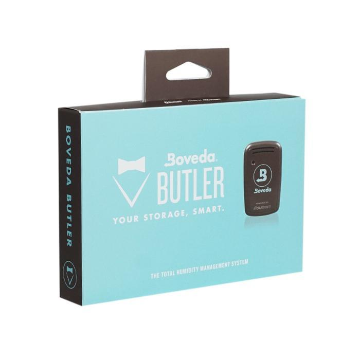 Boveda Butler Total Humidity Management System