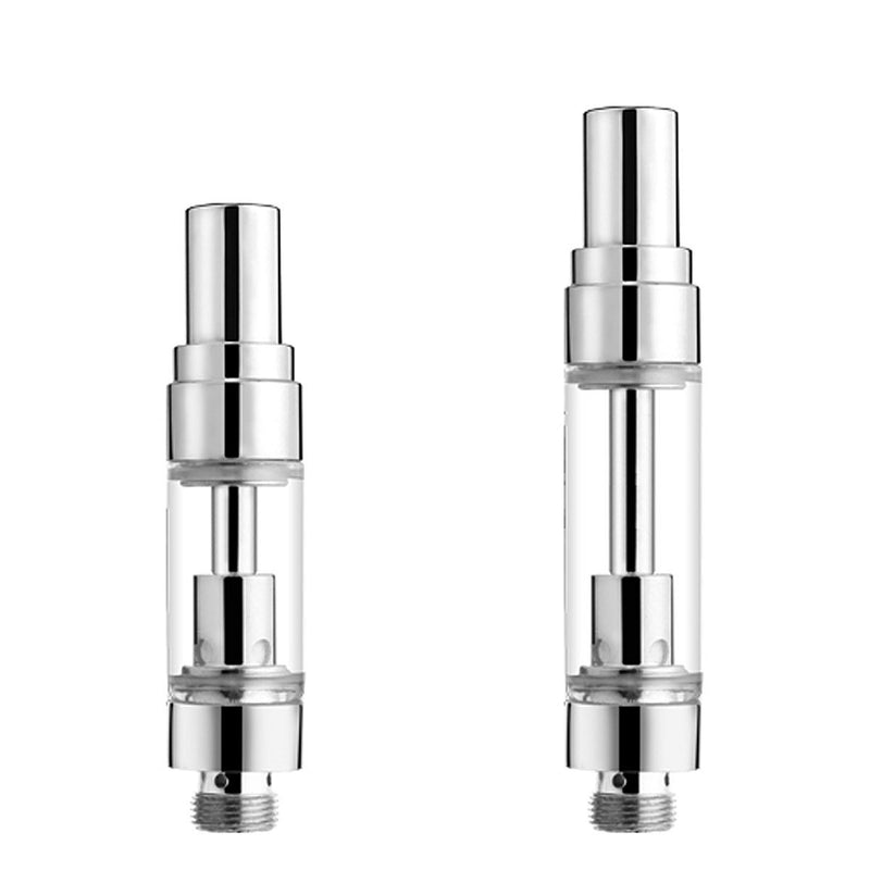 Brand King Cannabis Silver Acloud Flavorite 1.0ml Vape Cartridge with 2.0 Hole